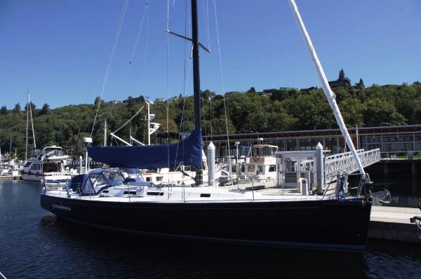 J Boats J/145 Primadonna