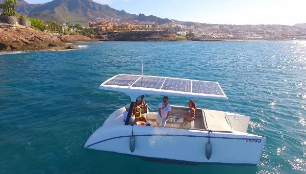 SollinEr Solar Catermaran