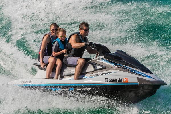 Yamaha WaveRunner VX Cruiser Manufacturer Provided Image