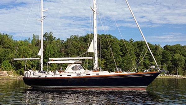 Little Harbor 53 L'EQUIPE