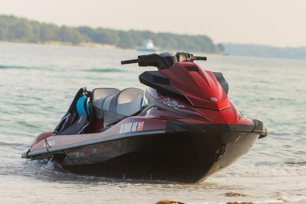 Yamaha WaveRunner VX Limited Manufacturer Provided Image