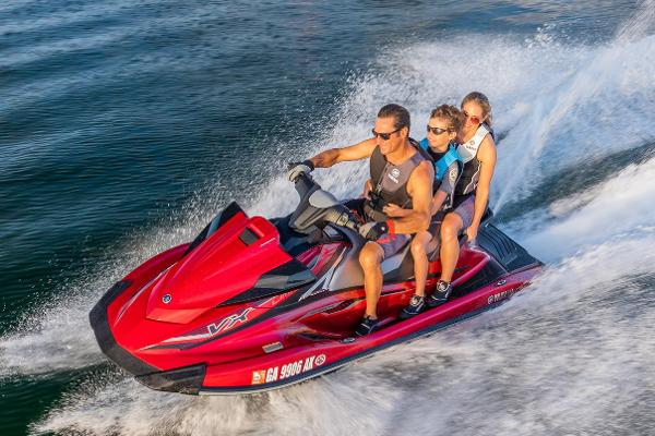 Yamaha WaveRunner VX Limited Manufacturer Provided Image