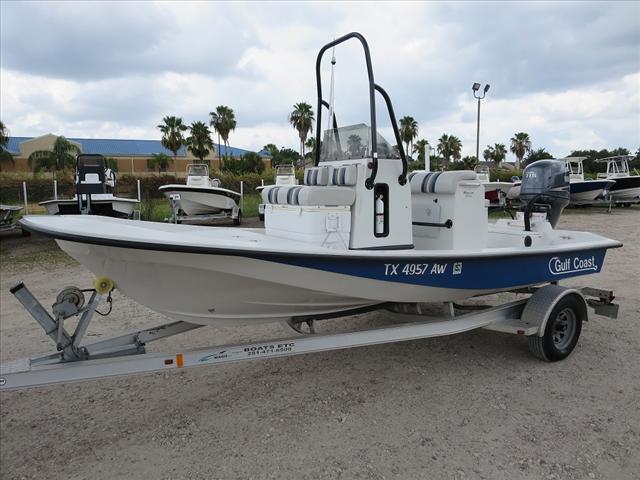 Gulf Coast Boats Flats 180