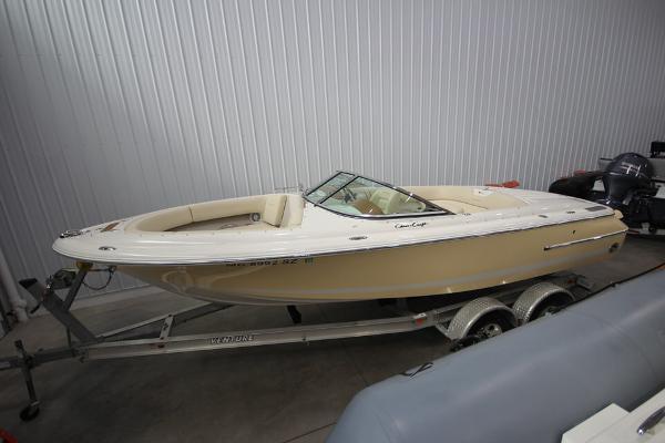 Chris-Craft 22 LAUNCH and trailer