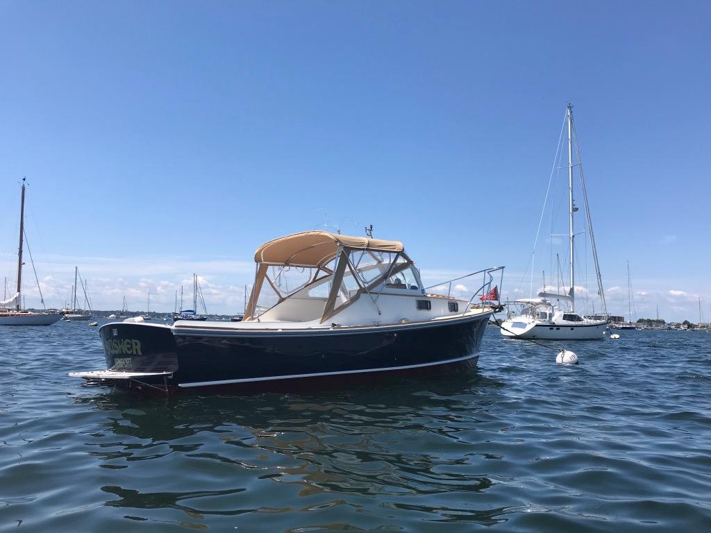 Dyer 29 Bass Boat