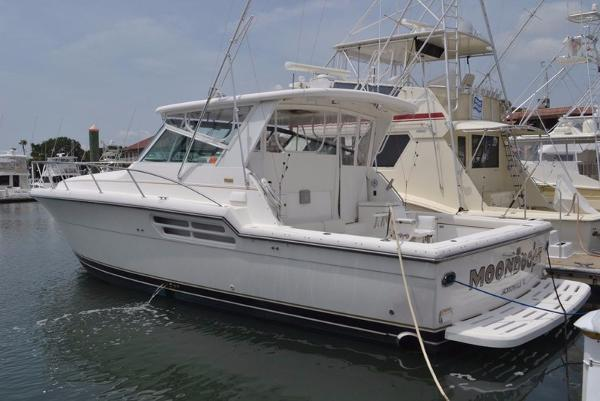 Tiara 4100 Open Profile