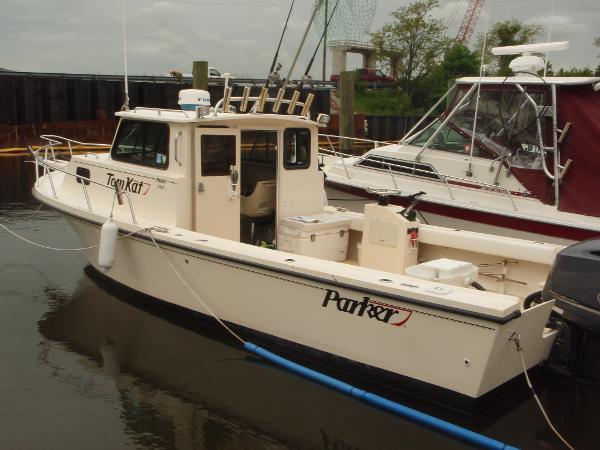 Parker 2520 Modified Vee
