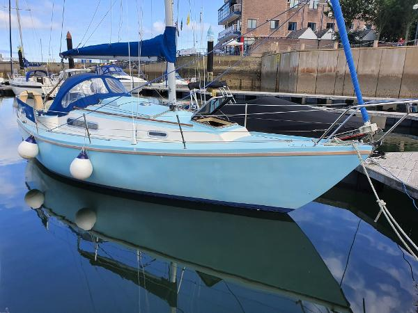 Sadler 26 Sadler 26 for sale with BJ Marine