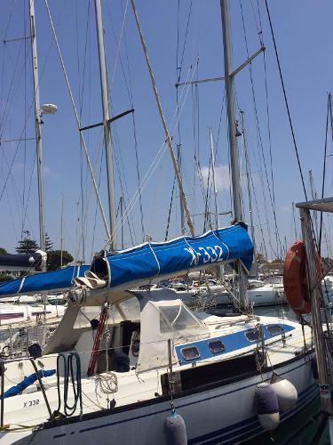 X - Yachts X-332