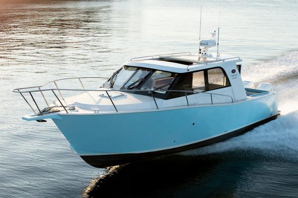 Coastal Craft 33 Express