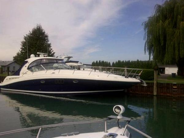 searay Sundancer 44