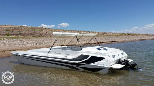 Carrera Boats 257 Effect X 2000 Carrera 257 Effect for sale in Boulder City, NV