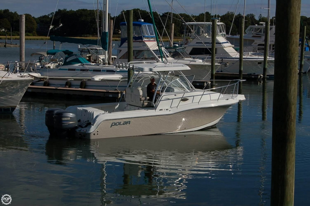 Polar Boats 27 2007 Polar 27 for sale in Bristol, CT
