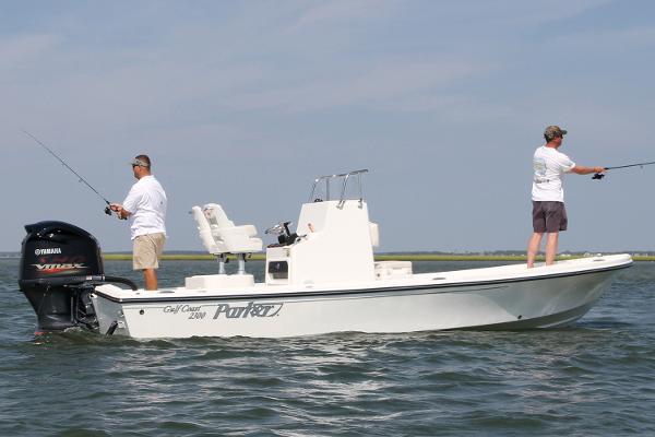 Parker 2300 Gulf Coast