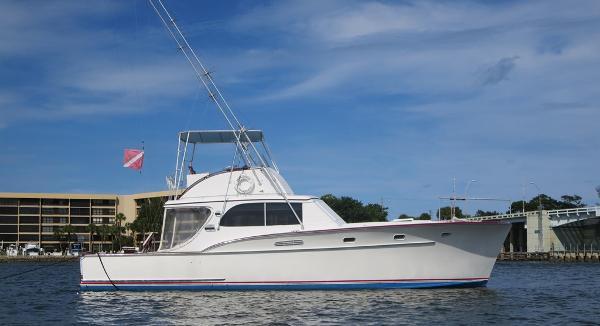 Rybovich Open Dayboat Profile