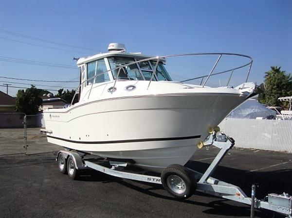 Striper 270 Walk Around