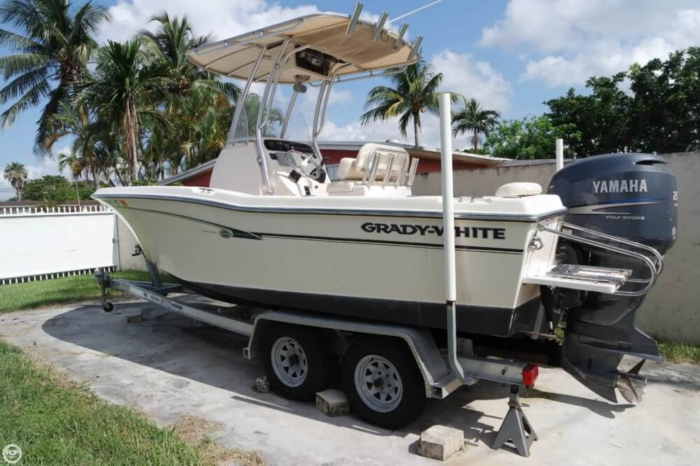 Grady-White Fisherman 209 Center Console 2011 Grady-White Fisherman 209 Center Console for sale in Hialeah, FL