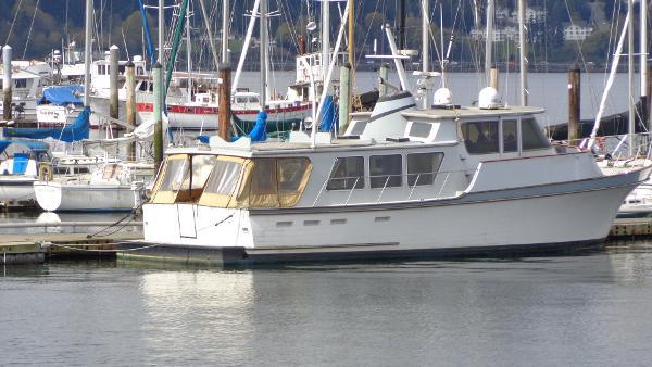 Delta Marine Long Range Cruiser