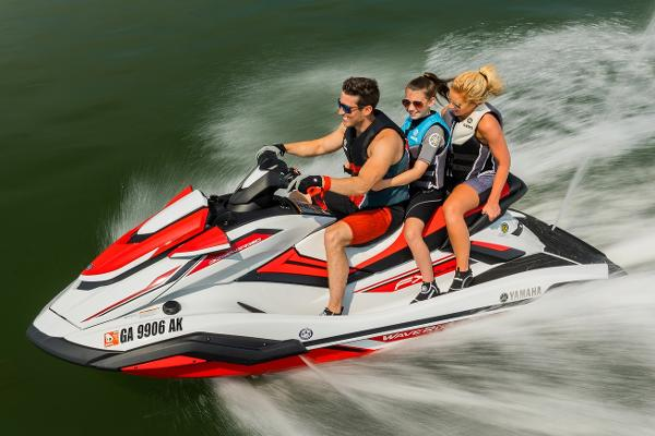 Yamaha WaveRunner FX SVHO Manufacturer Provided Image