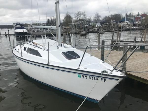 Precision 23 Sloop