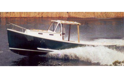 Atlas Boat Works Pompano 21