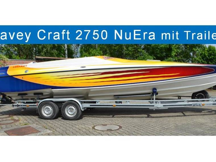 Lavey Craft Lavey Craft  2750 NuEra mit Trailer SONDERPREIS
