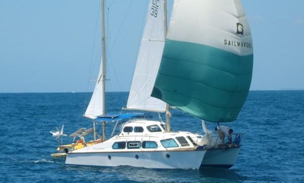 Custom OBrien Oceanic MK3