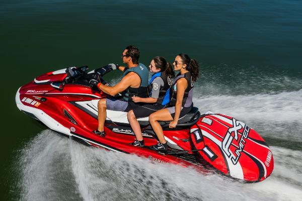 Yamaha WaveRunner FX Limited SVHO Manufacturer Provided Image