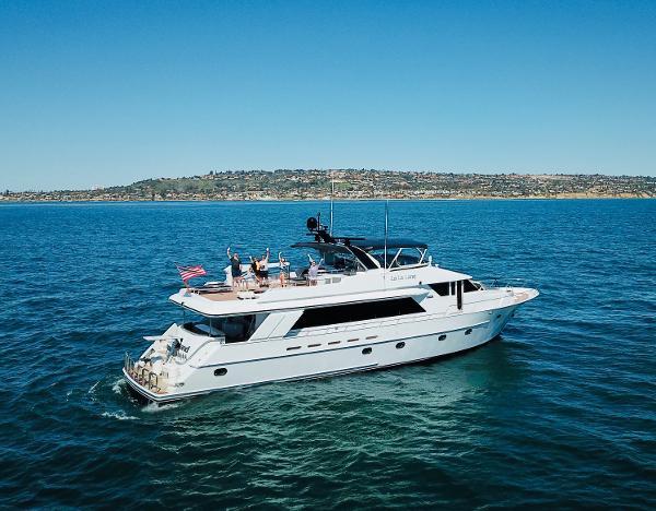Crescent Custom Motor Yacht