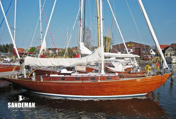 Sparkman & Stephens Loki Class Sloop