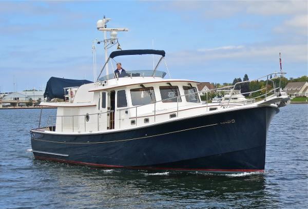 Krogen Express 52 Fast Trawler