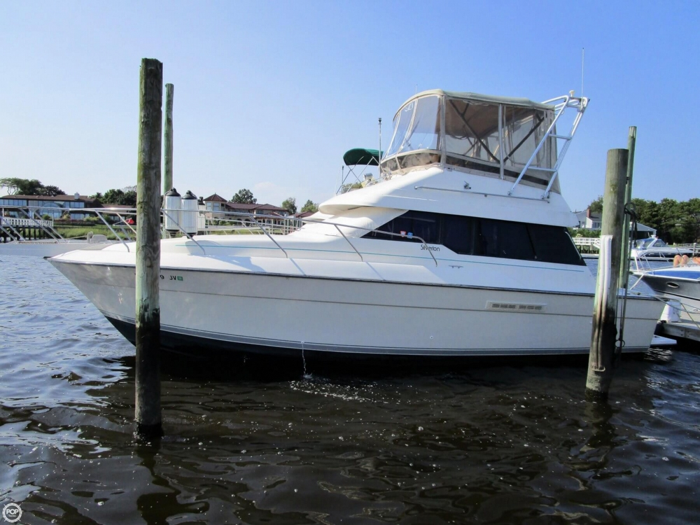 Silverton 34 Convertible 1990 Silverton 34 for sale in East Rockaway, NY