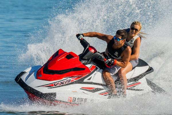 Yamaha WaveRunner VXR Manufacturer Provided Image