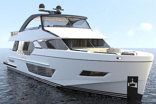 Ocean Alexander 84R Motoryacht Open