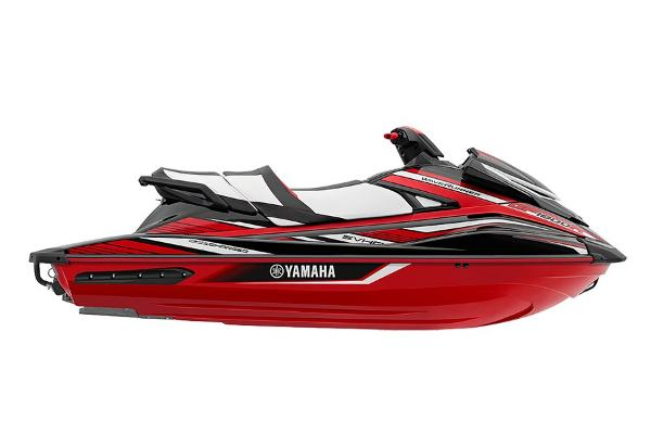 Yamaha WaveRunner GP1800R Manufacturer Provided Image