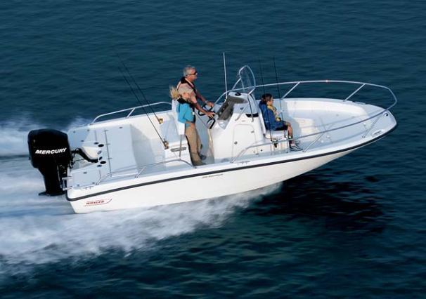 Boston Whaler 200 Dauntless Manufacturer Provided Image