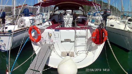 Beneteau Oceanis Clipper 393 Boats For Sale In Turkey Boats Com