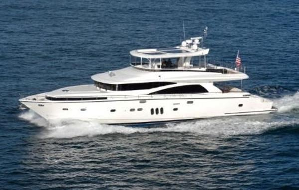 Johnson 79 Motor Yacht