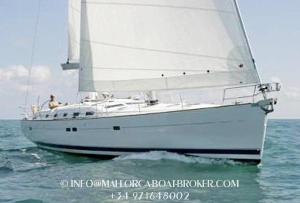 Beneteau Oceanis Clipper 523 Beneteau Oceanis Clipper 523