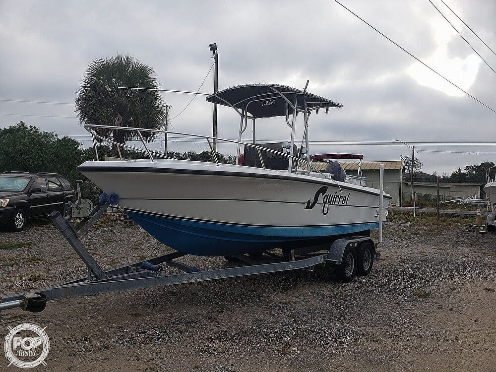 Angler 204 CC 1995 Angler 204 CC for sale in Panama City Beach, FL