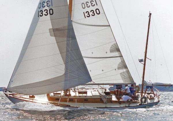 Aage Nielsen Classic Yawl 1964