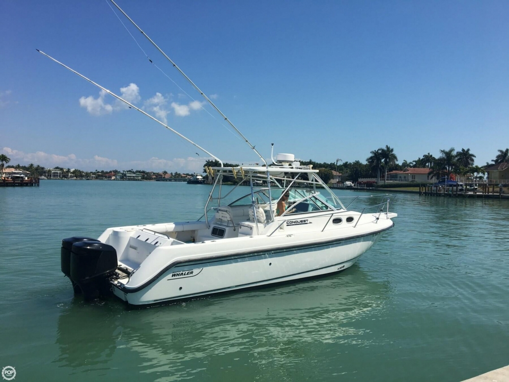 Boston Whaler 28 Conquest 2000 Boston Whaler CONQUEST 285 for sale in Marco Island, FL