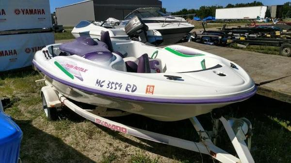 Sea-Doo Speedster (Project Boat)