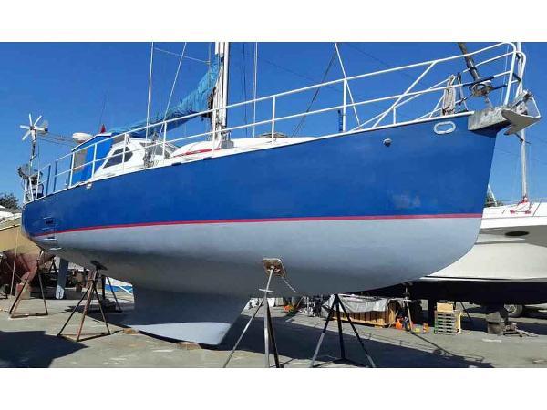 Sloop Radford R415 Expedition Yacht