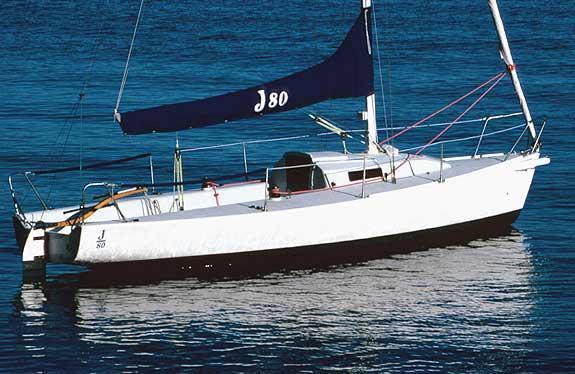 J Boats J/80 Manufacturer Provided Image