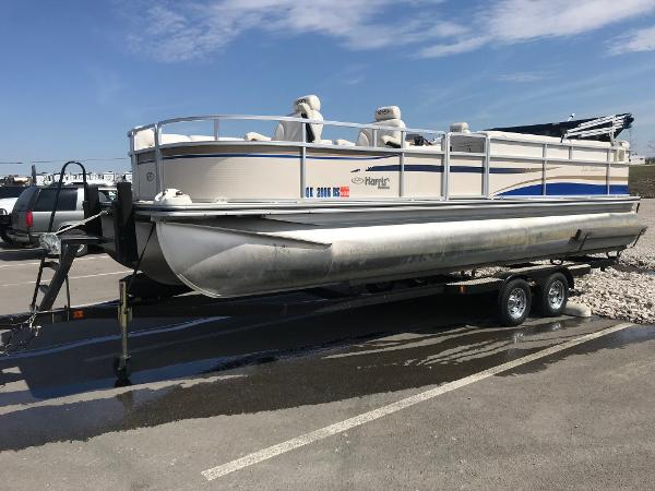 Harris FloteBote 240 Super Sunliner
