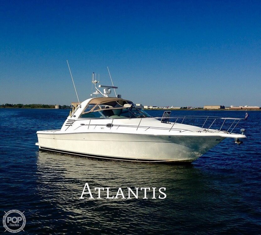 Sea Ray Amberjack 2002 Sea Ray Amberjack for sale in Howard Beach, NY