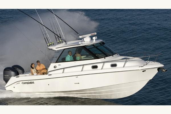 Everglades Boats 320ex Manufacturer Provided Image