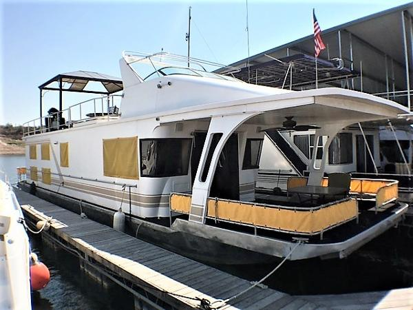 Jamestowner 6014 HOUSEBOAT