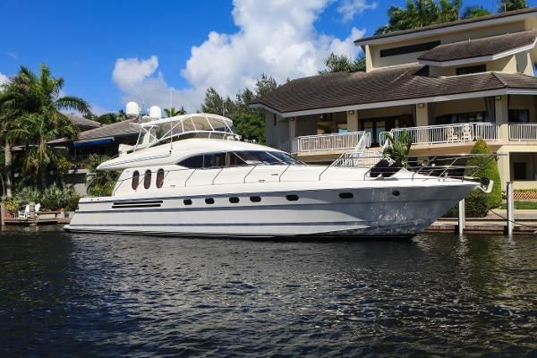 Power boats viking sport cruisers boats for sale Princess 68 motor yacht
